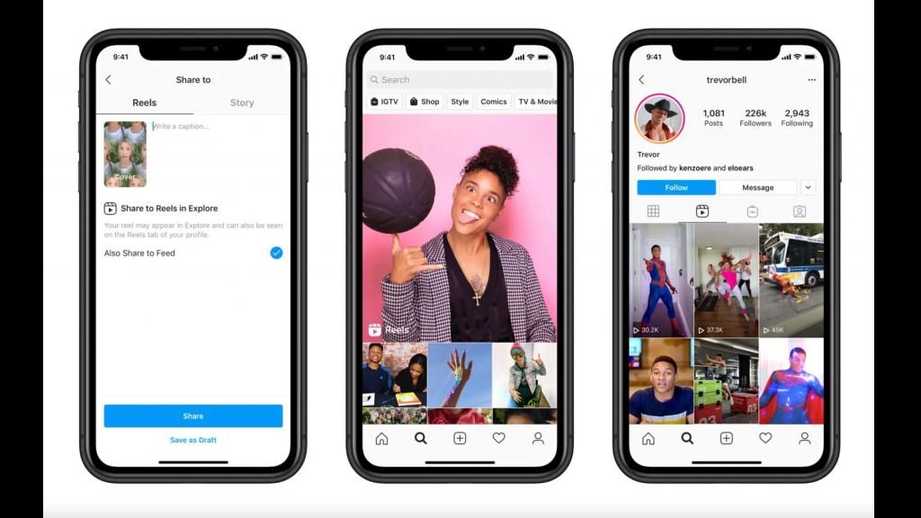 Instagram Video Platform