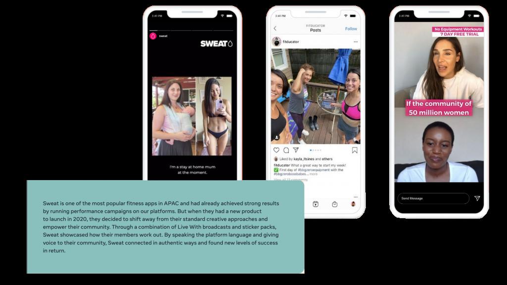 Sweat Platform Insights